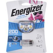 Energizer Headlamp, Vision, 200 Lumens