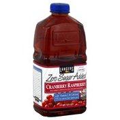 Langers Juice Cocktail, Cranberry Raspberry