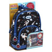Nuby Backpack, Quilted Harness, On the Go