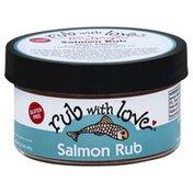 Rub with Love Salmon Rub