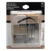 Milani Brow Fix Brow Shaping Kit 01 Light Clair