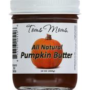 Toms Moms Pumpkin Butter