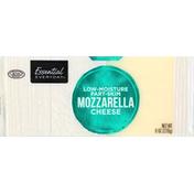 Essential Everyday Cheese, Part Skim, Mozzarella, Low-Moisture