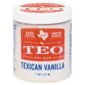 Teo Gelato, Texican Vanilla