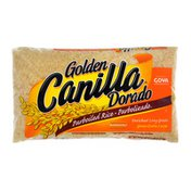 Goya Enriched Long Grain, Golden Canilla Parboiled Rice