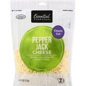 Essential Everyday Cheese, Pepper Jack, Classic Cut