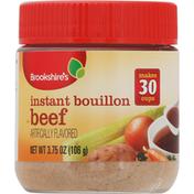 Brookshire's Instant Bouillon, Beef