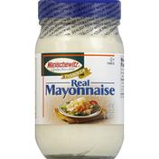 Manischewitz Mayonnaise, Real
