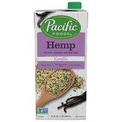 Pacific Hemp Vanilla Beverage