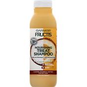 Garnier Treat Shampoo with Coconut Extract