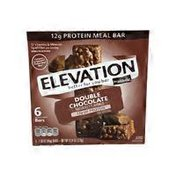 Fit & Active Double Chocolate Protein Meal Bars
