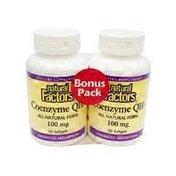 Natural Factors Coenzyme Q10 100 Mg Bonus Pack