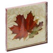Creative Converting Dinner Napkin, Fall Leaves