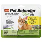 Hartz Pet Defender, For Cats