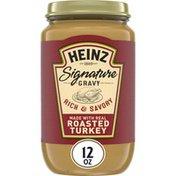 Heinz Rich & Savory Gravy with Real Roasted Turkey