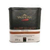 Valrhona 100% Cacao Cocoa Powder