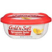 Gold 'n Soft With Canola Oil Spreadable Butter
