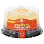 Chuckanut Bay Foods Gluten Free Pumpkin Mini Cheesecake