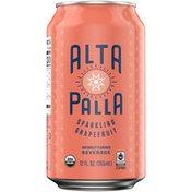Alta Palla Sparkling Grapefruit Beverage