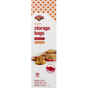 Hannaford Slider Gallon Storage Bags