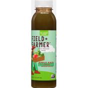 Field + Farmer Juice, Cold-Pressed, Apple Kale