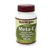 NutriBiotic Meta-C 1000 Mg