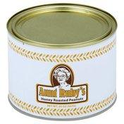 Aunt Rubys Roasted Peanuts, Honey