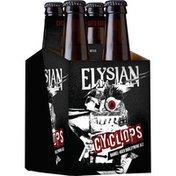 Elysian Cyclops Barrel-Aged Barleywine Bottles