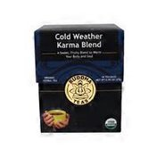 Buddha Brand Cold Weather Wisdom Blend Tea