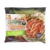 Janes Simply Delicious Carrot Creations Roasted Garlic & Savory Herb