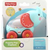 Fisher-Price Poppity Pop Elephant, 6-36 Months