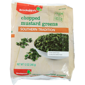 Brookshire's Mustard Greens, Southern Tradition, Chopped