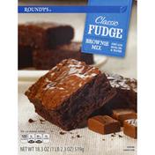 Roundy's Brownie Mix, Classic Fudge