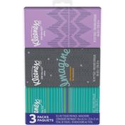 Kleenex Go-Packs Facial Tissues