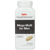 Hy-Vee Mega Multi For Men, Tablets