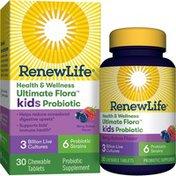 Renew Life Probiotics