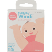 Fridababy Gas + Colic Relief, The Gaspasser, 0 + Months