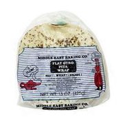 Middle East Baking Co. Flat Gyro Pita Wrap
