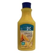 PICS Orange Juice with Calcium + Vitamins A, C, D & E
