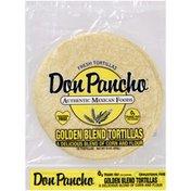 Don Pancho Tortillas, Golden Blend