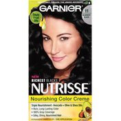 Nutrisse® 11 Blackest Black Nourishing Color Creme
