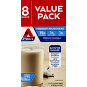Atkins Protein-Rich Shake French Vanilla