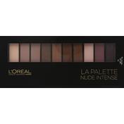 L'Oreal Makeup Designer, La Palette Nude Intense 112