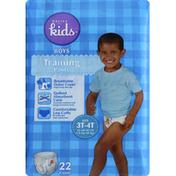 Basics For Kids Training Pants, Boys, Size 3T-4T (32 lb - 40 lb)