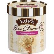 Edy's/Dreyer's SLOW CHURNED French Vanilla Light Ice Cream