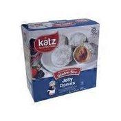 Katz Gluten Free Jelly Donut
