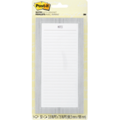 Post-it Notes With Magnet