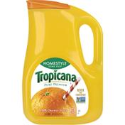 Tropicana Pure Premium Homestyle Some Pulp Orange Juice