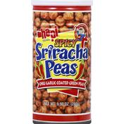 Hapi Peas, Sriracha, Spicy