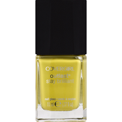 CoverGirl Outlast Stay Brilliant COVERGIRL Outlast Stay Brilliant Nail Gloss, Nuclear .37 fl oz (11 ml) Female Cosmetics